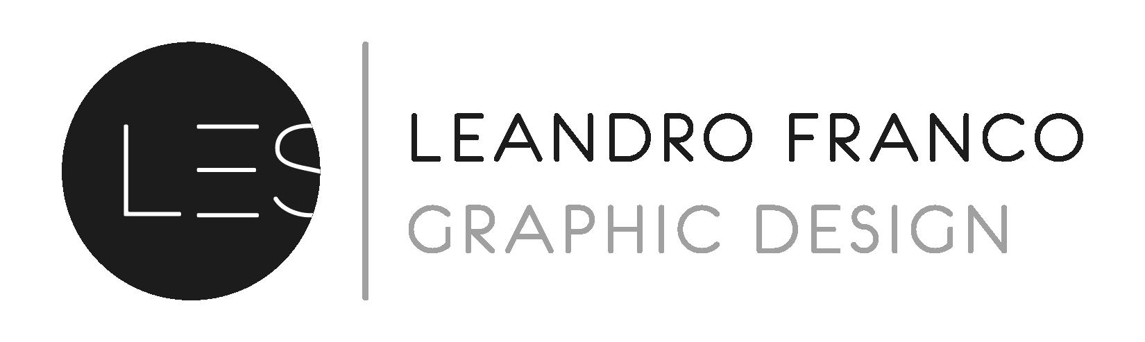 leandro franco logotipo
